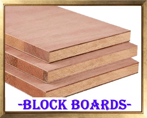 Laminboard Board Block ~ Glenn wood block boards ply